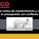 Reduce costos de mantenimiento y cumple tu presupuesto con confianza